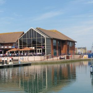 The Waterfront – Open For Takeaway